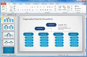 best organizational chart templates for powerpoint With power point org chart template