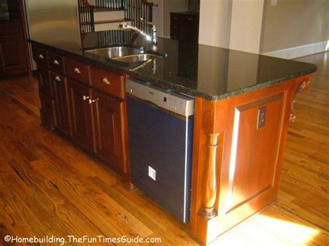 kitchen island with sink and dishwasher and seating 17 best images about kitchen island with sink and