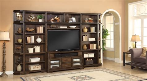 library wall units bookcase parker house meridien library bookcase entertainment wall