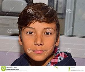 Brown Eyed Boy stock photo. Image of handsome, eyed, brown ...