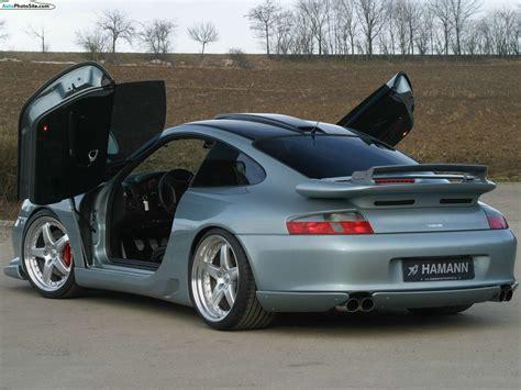 Hamann Porsche 911 Gt3 San Diego Express 2003 04
