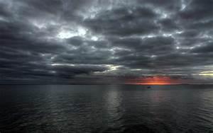 Dark, Clouds, Wallpapers