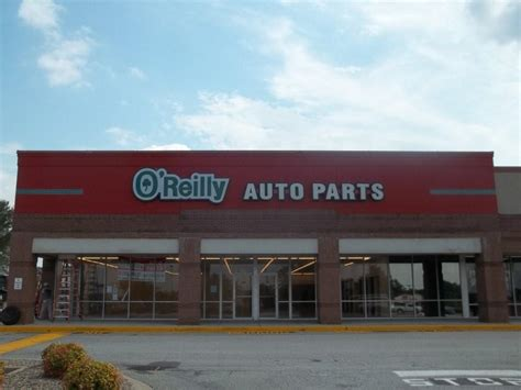 O'reilly Auto Parts In Greenville, Sc