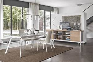 Sala da pranzo moderna mobili soggiorno for Arredamento sala moderna