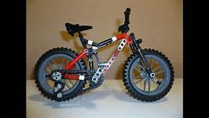 Lego Technic Specialized Safire Mountain Bike Model