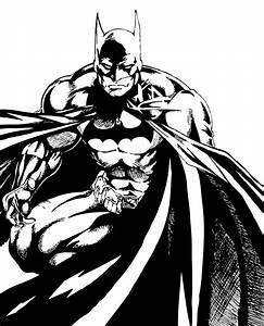 Batman, Sketch