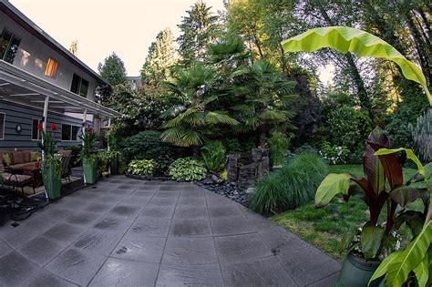 Backyard Landscape Plans by Vancouver Landscape Design On Kilmer 2nd View