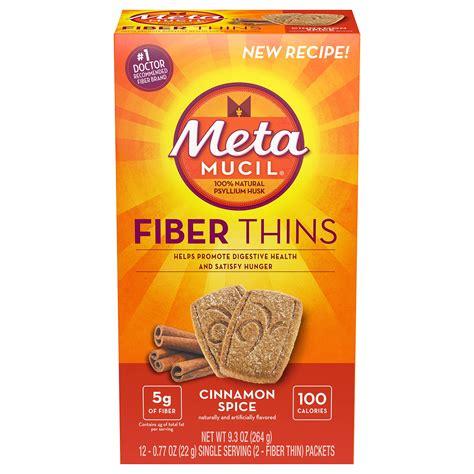 Amazon.com : Metamucil Meta Multi-grain Fiber Wafers by