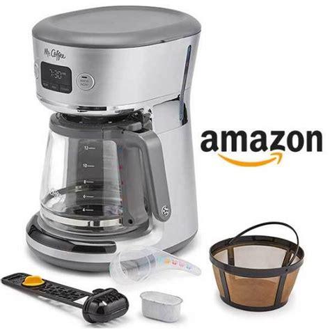 Coffee 10 cup coffee maker, optimal brew thermal system. 15% Off Mr. Coffee 12 Cup Coffee Maker | Senior Discounts Club