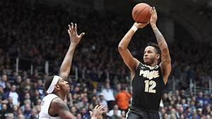 Purdue senior Vincent Edwards to miss Sunday game with ...