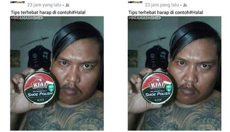 kelakuan  indonesia sok gaul berujung
