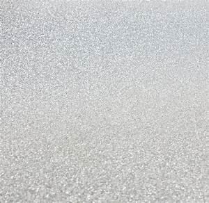 vliestapete uni struktur silber glitzer carat ps 13348 20 With balkon teppich mit silber tapete glitter