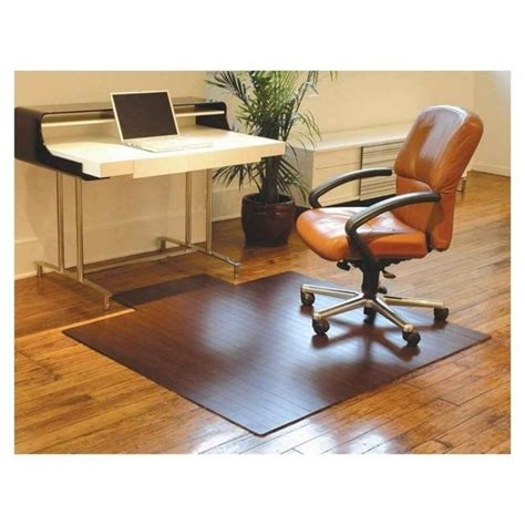 rug for under desk chair rectangle cream fiber large office chair mat for wood
