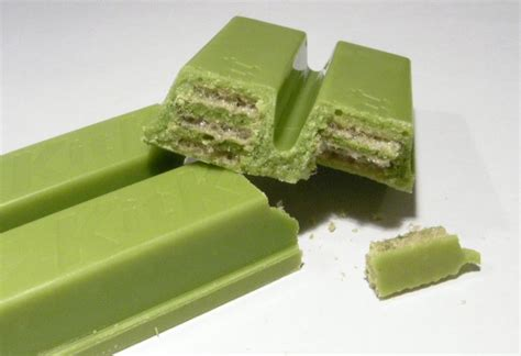 Kitkat Matcha Green Tea