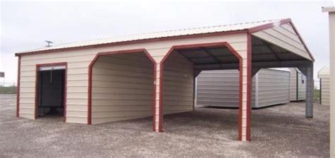 Garage  Carport Combo  Garages Pinterest