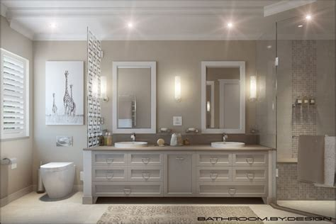 Light And Neutral Bathroom For Period Home Modern