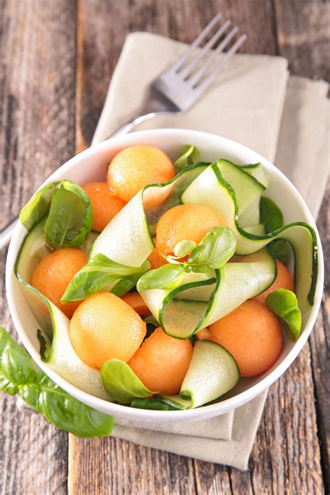 cuisiner fenouil melon recettes avec du melon et conseils pour cuisiner