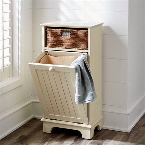 examples   tilt  laundry hamper interior