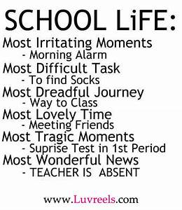 Funny Quotes About Middle School. QuotesGram