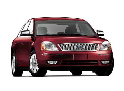 2007 Ford 500 Review by 2007 Ford Five Hundred Top Speed