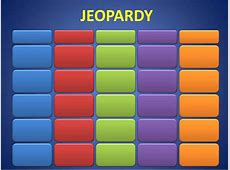 jeopardy template free 28 images jeopardy powerpoint