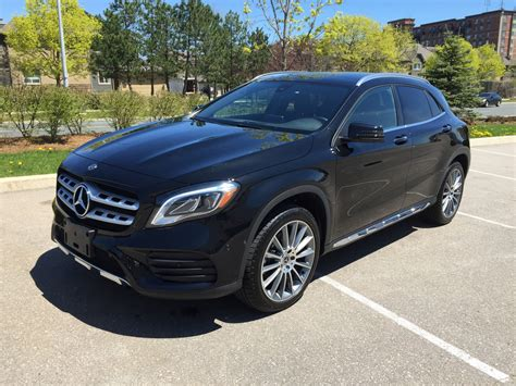 2018 mercedes gla 250 4matic review on the straight pipes. 2018 Mercedes-Benz GLA 250 4M