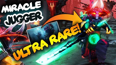 miracle new epic ti9 ultra juggernaut time by m god gameplay dota 2 patch 7