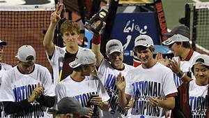 USC wins men's tennis title and school's 100th NCAA team ...