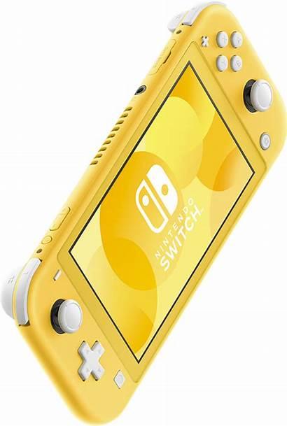 Nintendo Switch Lite Amarillo Yellow Console 32gb