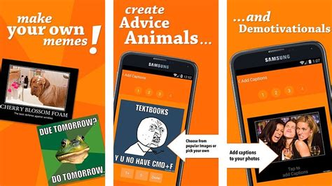 Best Meme Apps - 5 best meme generator apps for android android authority