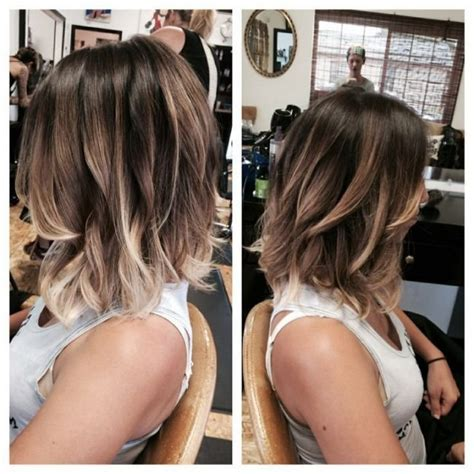 mechas californianas  ideas  morenas castanas  rubias moda top