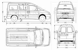 medidad interiores de furgos y 4x4 With citroen c3 interior