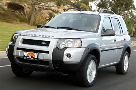 2005 Land Rover Freelander Reviews, Specs And Prices