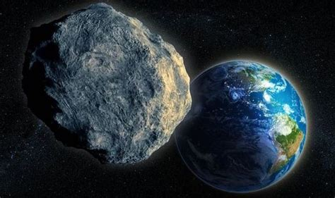 asteroid  size   mountain dubbed  ur heading