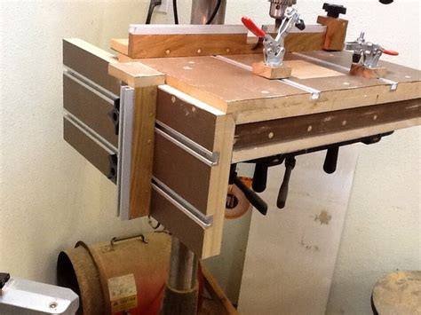 drill press table  mastersergeant  lumberjockscom