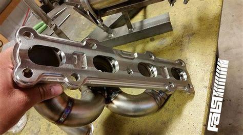 New Custom Fab9tuning T3 Manifold