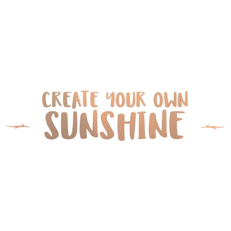 Create Your Own by Create Your Own By Nyth Happiness Quote