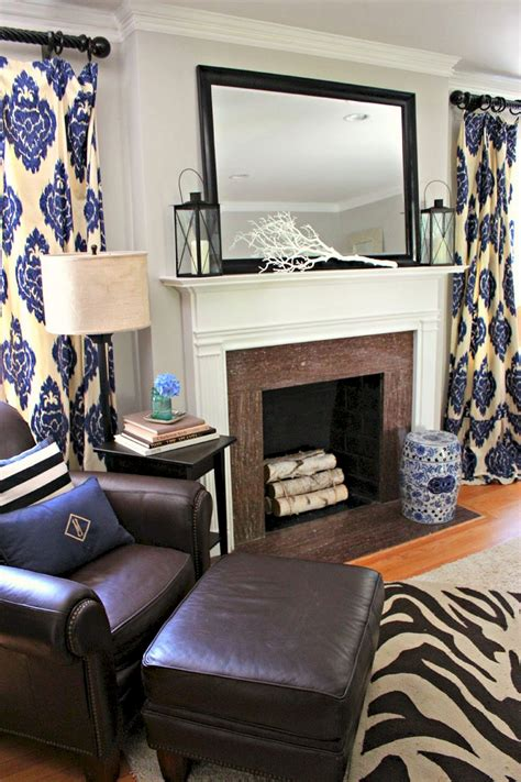 blue and brown living room decor navy blue and brown living room design navy blue and