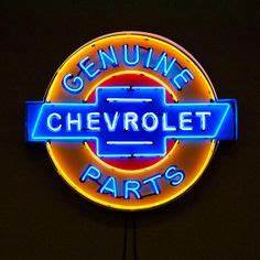 Vertical Chevy Sign Chevy Enthusiasts Unite