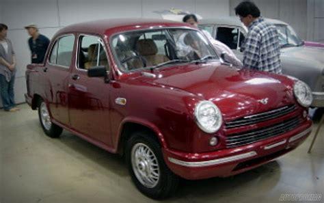 The Hindustan Motors Ambassador - A Brief Walk Through ...