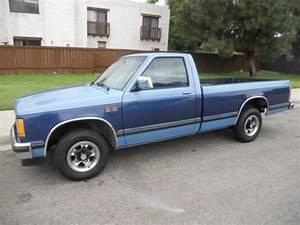 Chevrolet S-10  U0026 Gmc Sonoma Pick Ups