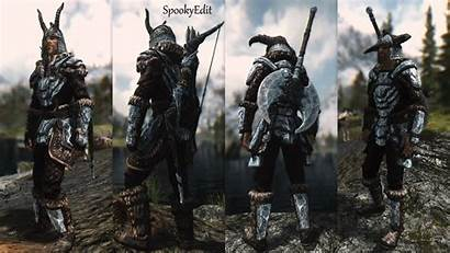 Stalhrim Skyrim Armor Weapons Mods Spooky Loading