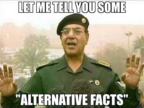 Alternative Facts Memes - alternative facts meme