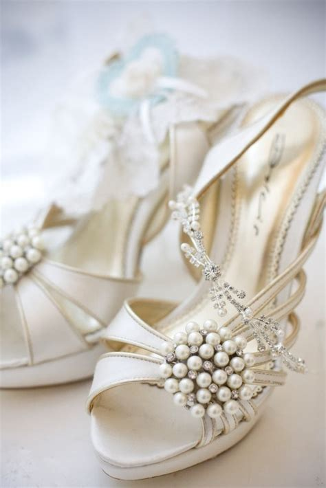 gorgeous summer wedding shoes ideas  brides