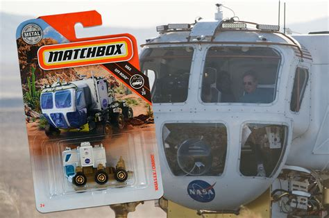 NASA's Space Exploration Vehicle (SEV) is now a Matchbox ...