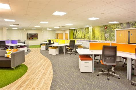 Office Interiors Uk by Commercial Interior Office Refurbishment Specialists