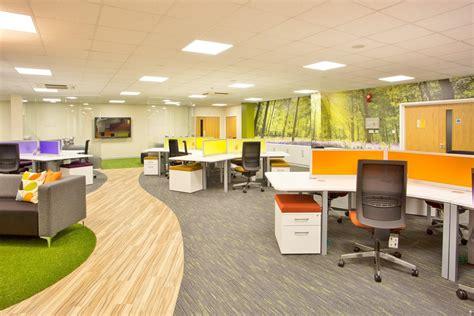 Office Interiors Uk - commercial interior office refurbishment specialists
