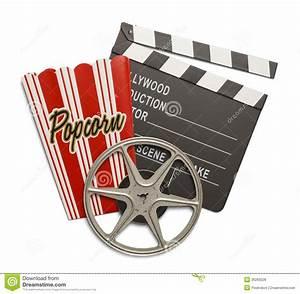 Movie Time Royalty Free Stock Photos - Image: 36269228