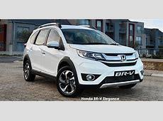 Honda BRV 2018 Review Honda SA