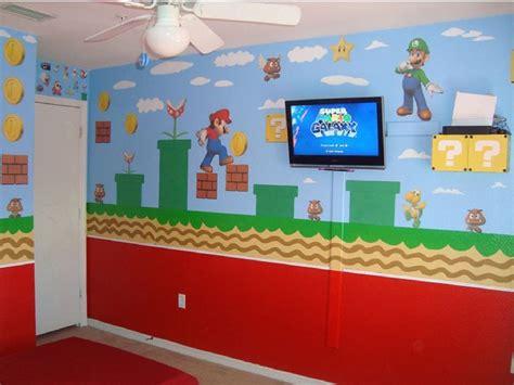 Mario Bros Bedroom by Mario Bros Bedroom I D Be The Coolest